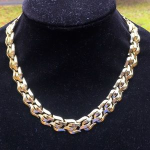 Vintage Coro Gold necklace